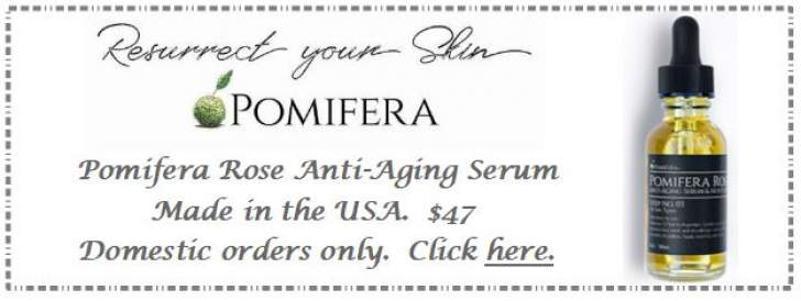 Advertisement for Pomifera Rose